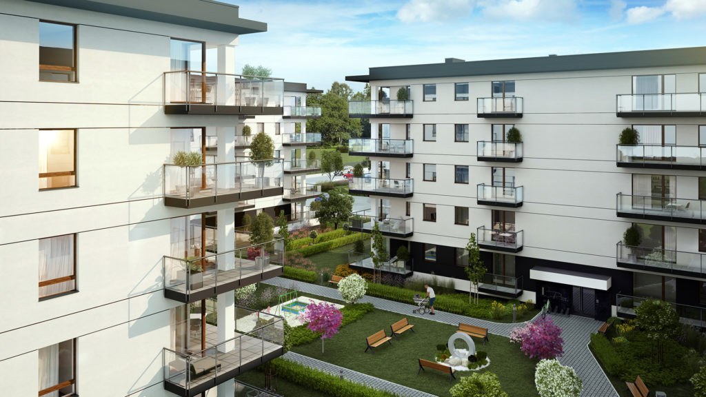 Apartamenty w sercu natury